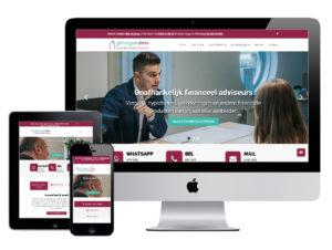 Website Geld & Gezin - Giessen