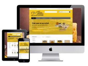 Webshop - Kaasmarkt Online - Eethen