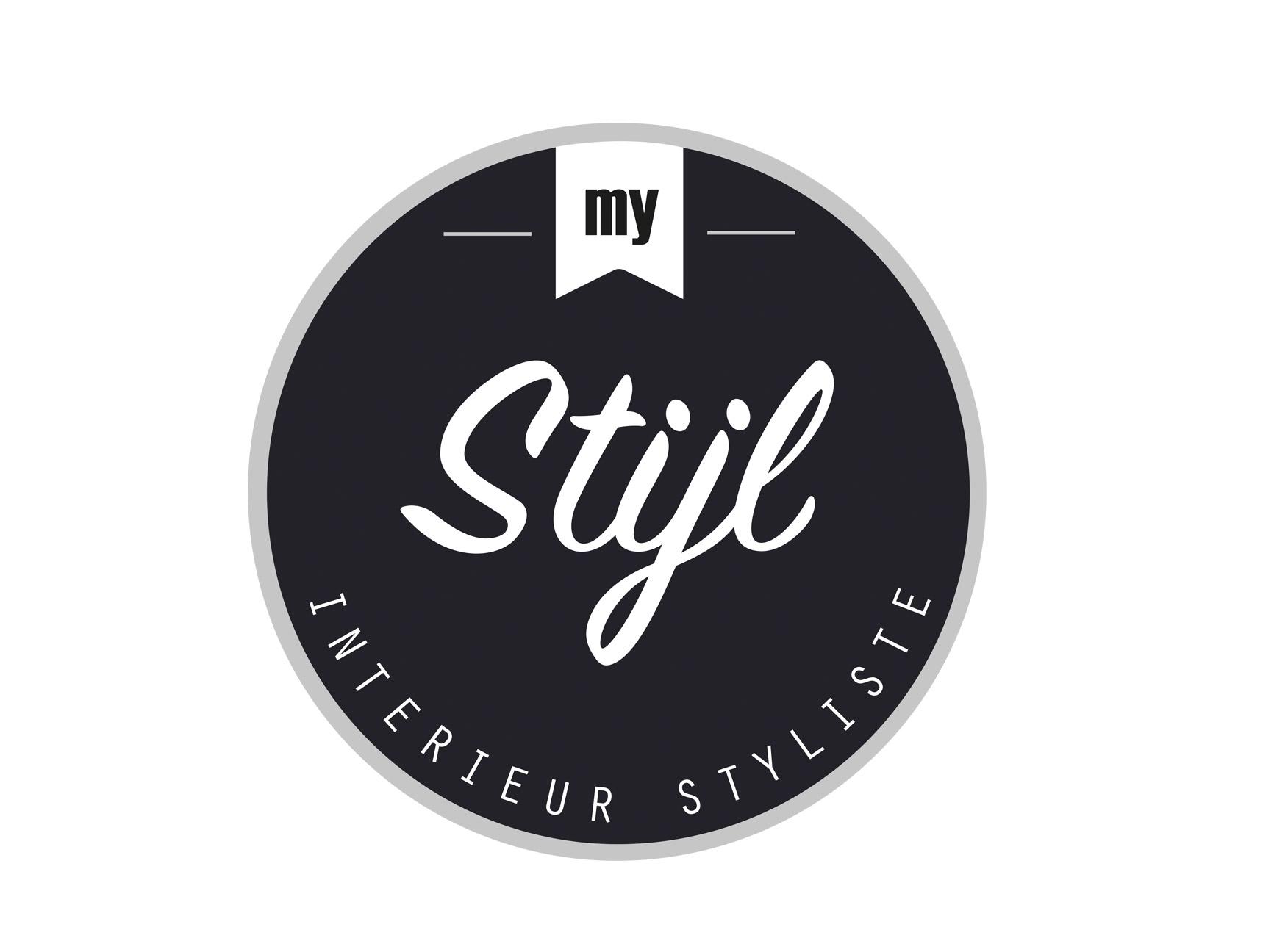 MyStijl - Den Bosch - Logo interieurstyliste